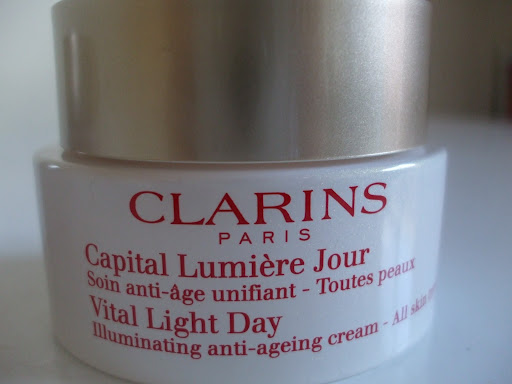 Tried and Tested: Clarins Vital Light day & night cream for all skin types