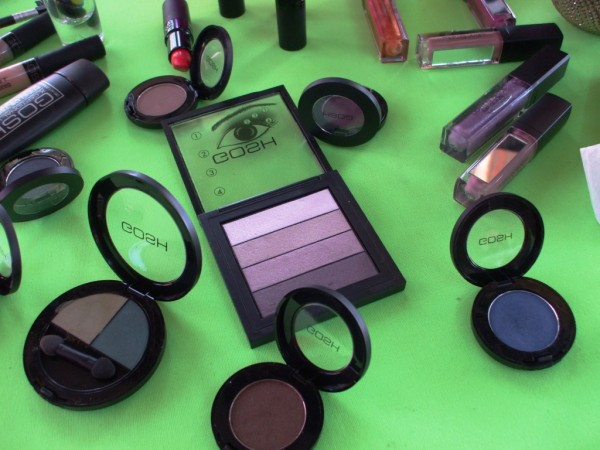 GOSH cosmetics launches in South Africa