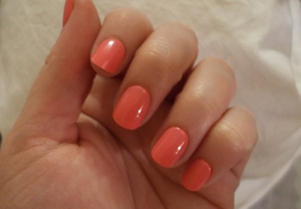 ImPRESS nails at night-time