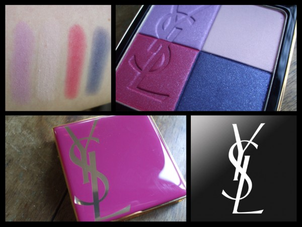 New From Ysl Spring Look Candy Face With Swatches