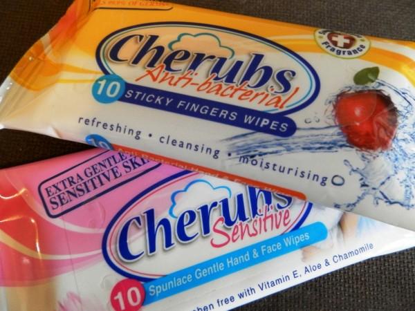 Cherubs wipes