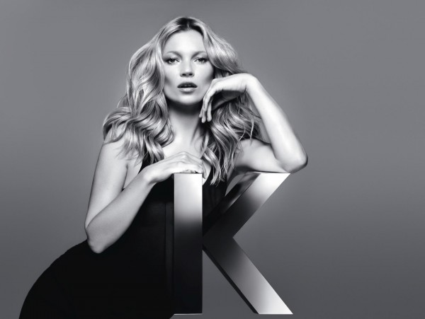 Kate Moss is the face of Kerastase Couture Styling