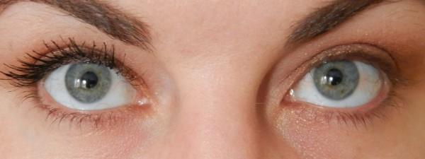 Mavala Mascara eyes open