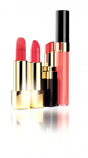 Le Rouge Chanel Collection Variation Pink-reds