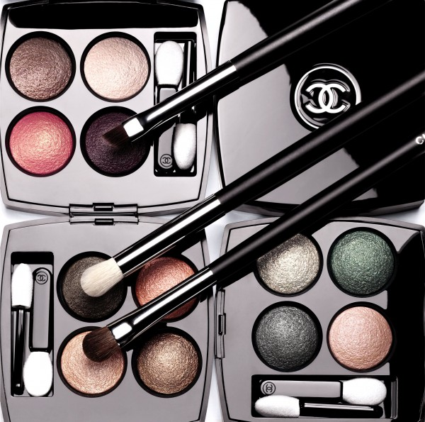 Chanel Les 4 Ombres 2014 Eye Collection