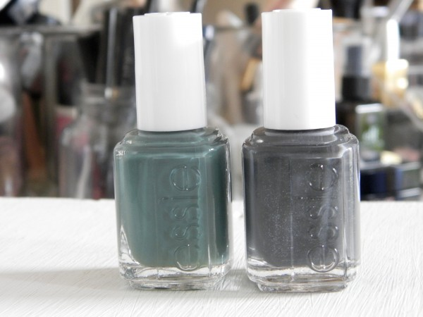essie fall 2013 vested interest and cashmere bathrobe