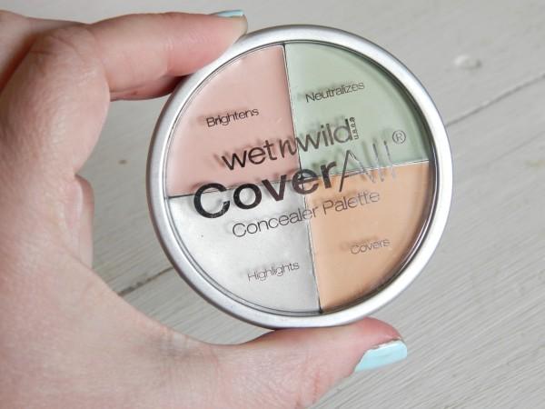 Wet n Wild Cover All Concealer Palette