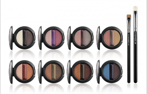 MAC Studio Sculpt Shade Line collection for Spring 2014