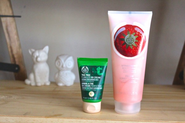 New in from TBS: Tea Tree BB cream and Body Sorbets