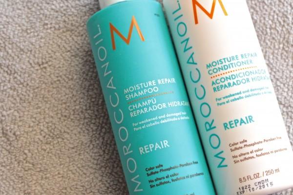 Moroccanoil Moisture Repair Shampoo & Conditioner