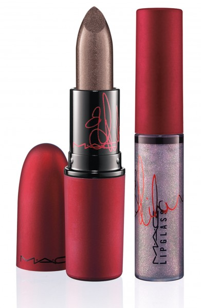 MAC's latest Viva Glam Rihanna collaboration
