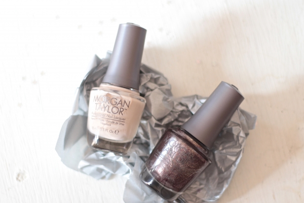 Morgan Taylor Enchantment Collection - Now You See Me and Simply Spellbound