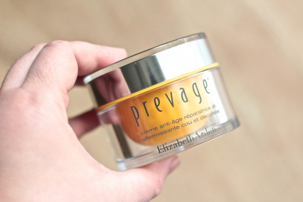 Prevage neck cream