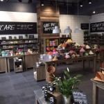 The new LUSH store in Dainfern, Johannesburg - ain't she pretty? Pic is from the LUSH Facebook page.