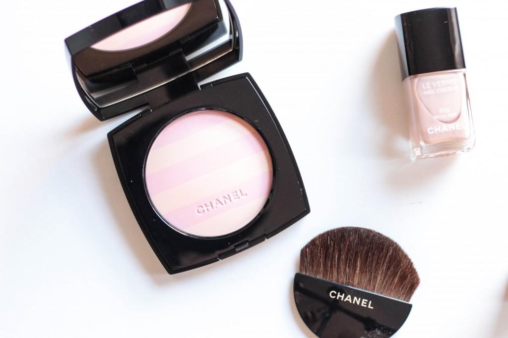 Les Beiges de Chanel 2015