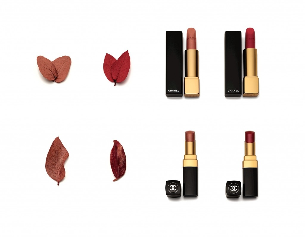 chanel autumn 2015 lipstick