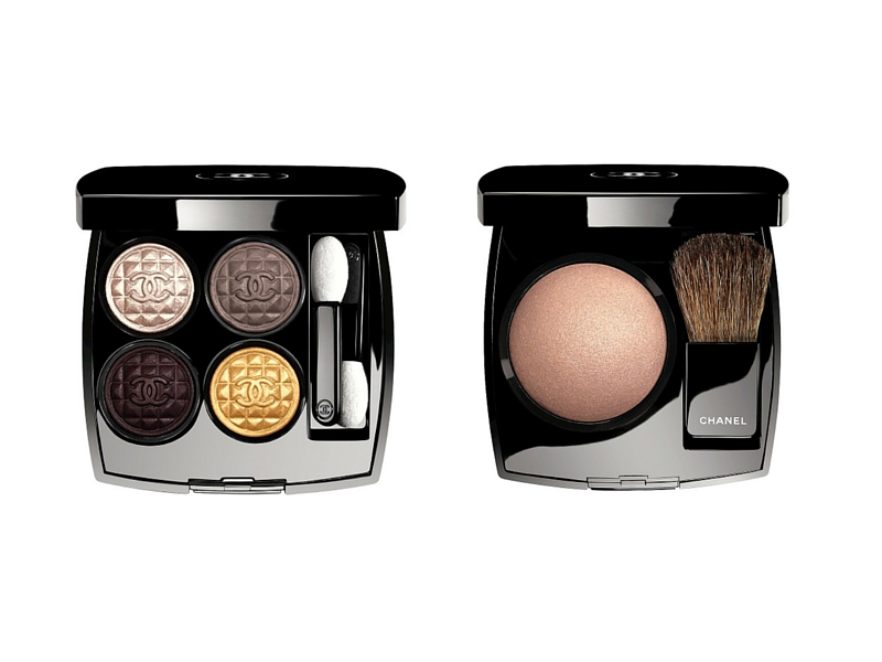 Chanel Holiday 2015 Makeup – Collection Rouge Noir Absolument