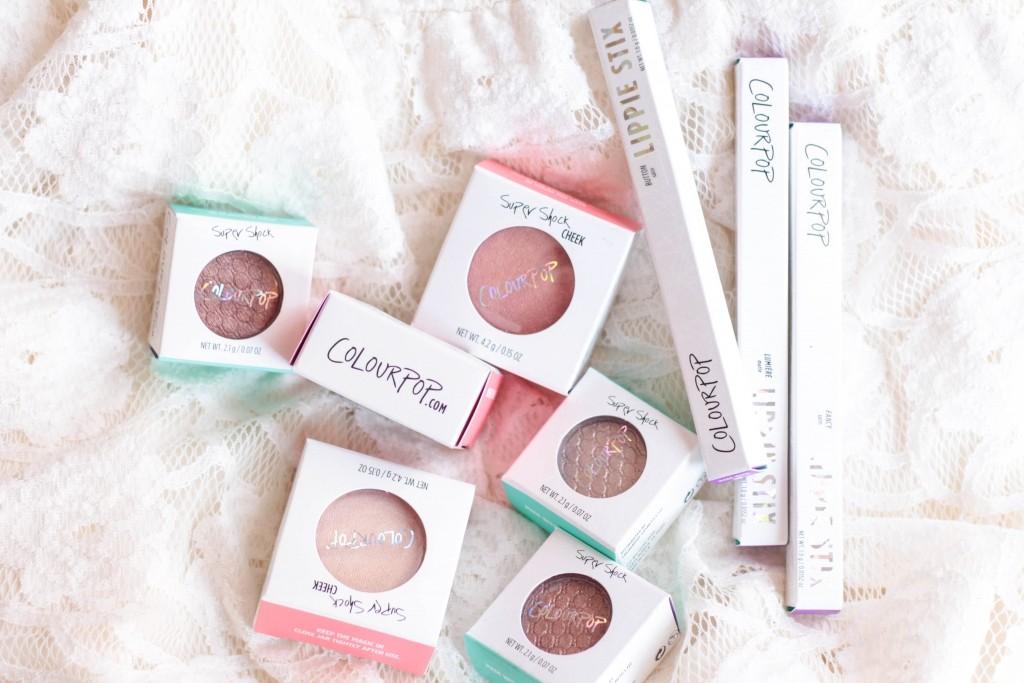 Colourpop Cosmetics Haul + First Impressions
