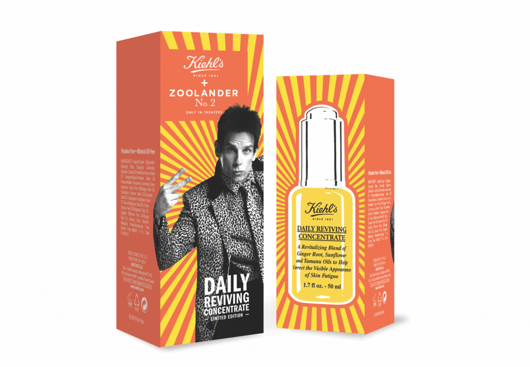 Derek Zoolander Kiehl's Daily Reviving Concentrate