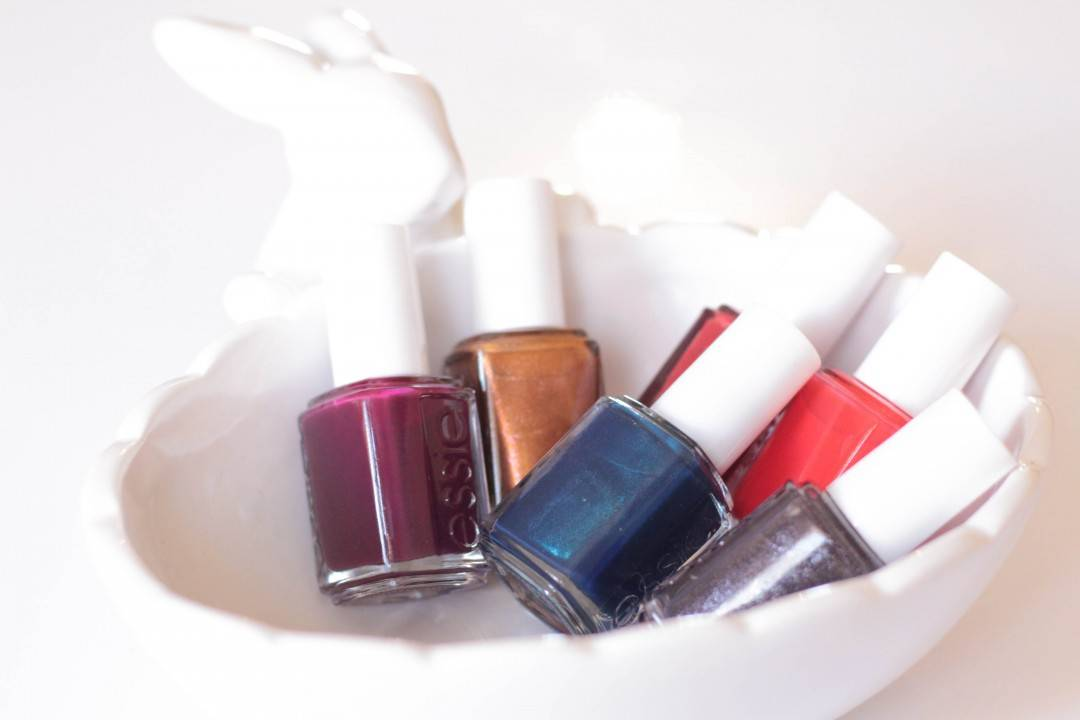 Essie Fall 2015 Leggy Legend + Luxe Effects