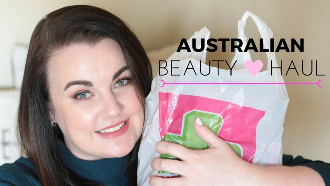 Australian Beauty Haul + Giveaway