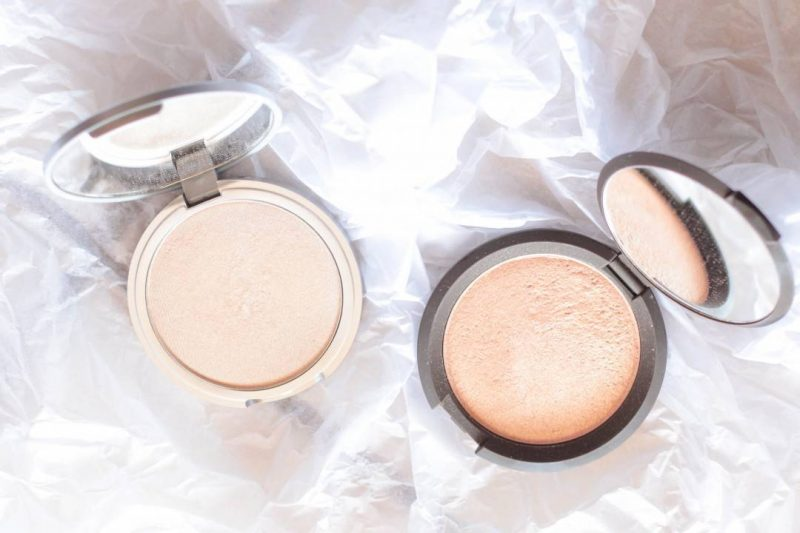 the balm mary-lou manizer vs becca champagne pop