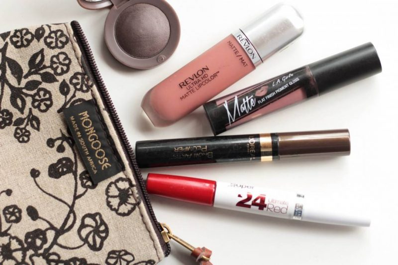 budget beauty products makeup