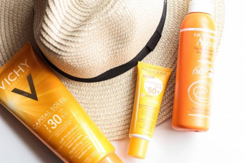 budget beauty products skincare spf