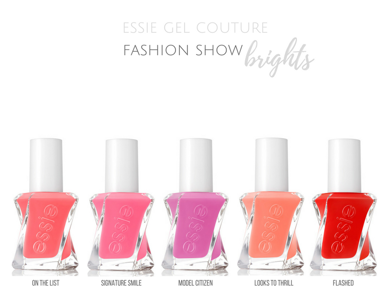 Essie Gel Couture Polish - Not Another Poppie