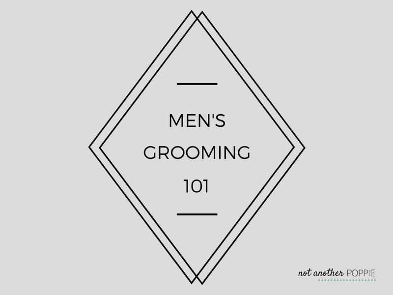 Men's Grooming 101