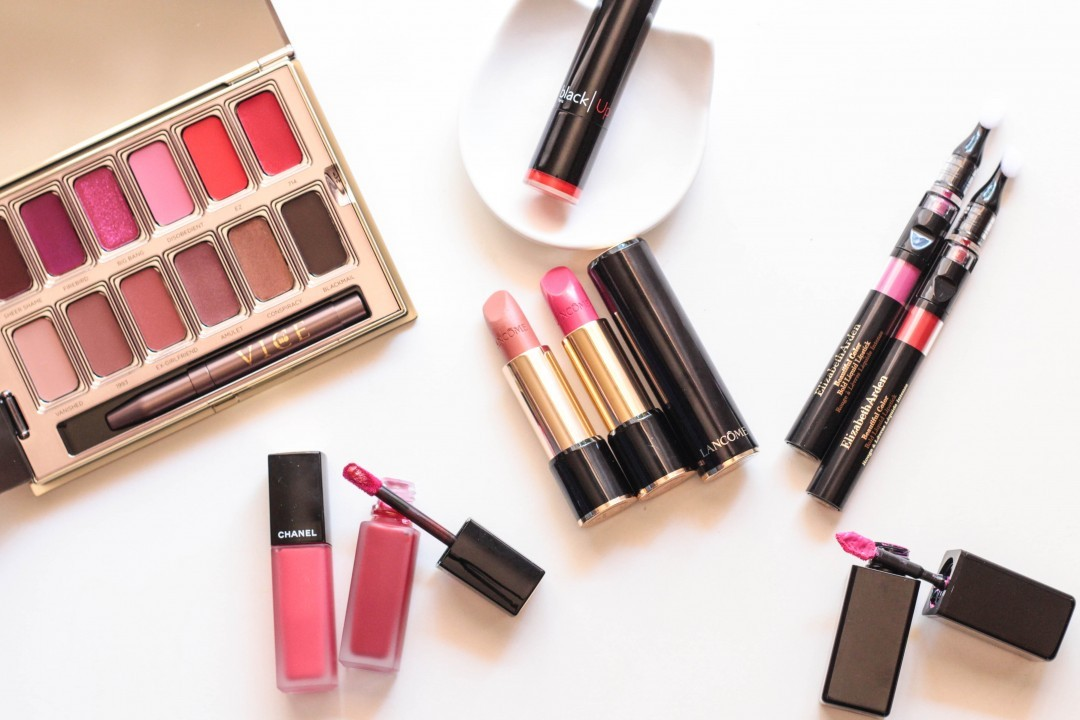 Lovely Luxury Lipsticks