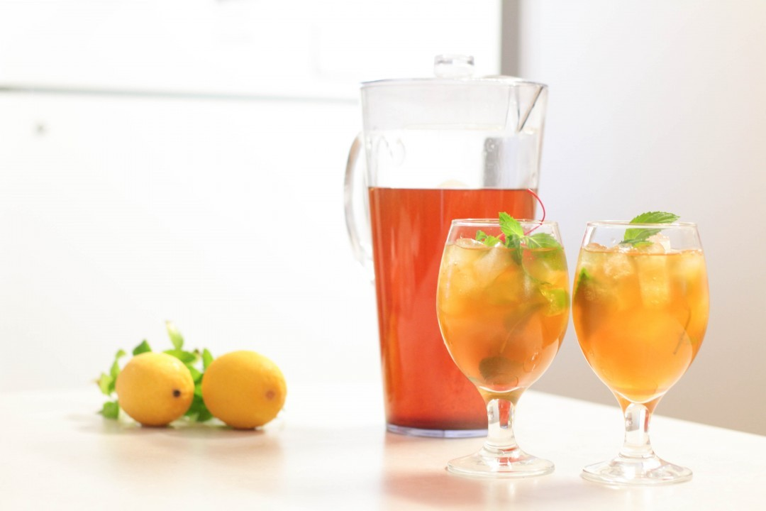 DIY Iced Tea Recipe