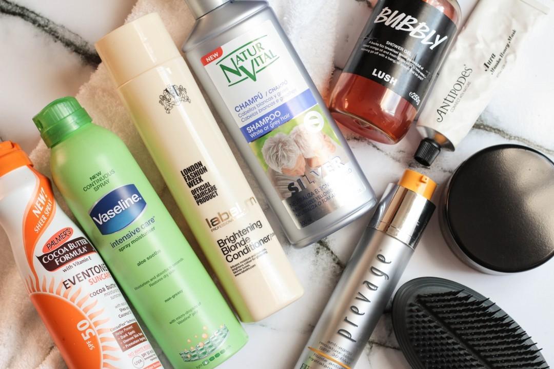 Holiday Trial Feedback – Skin, Hair & Body