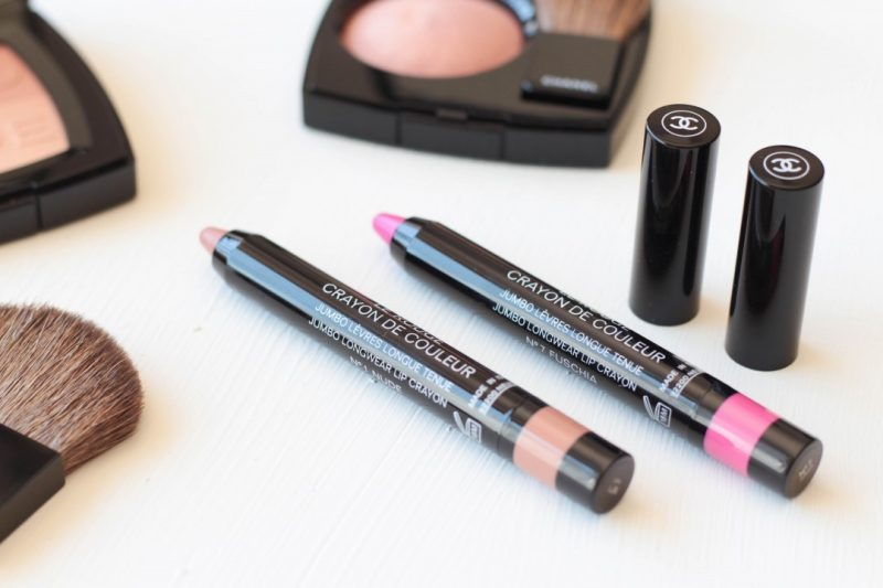 Chanel lip crayon