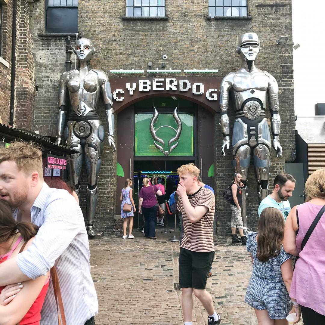 Cyberdog, Camden Market