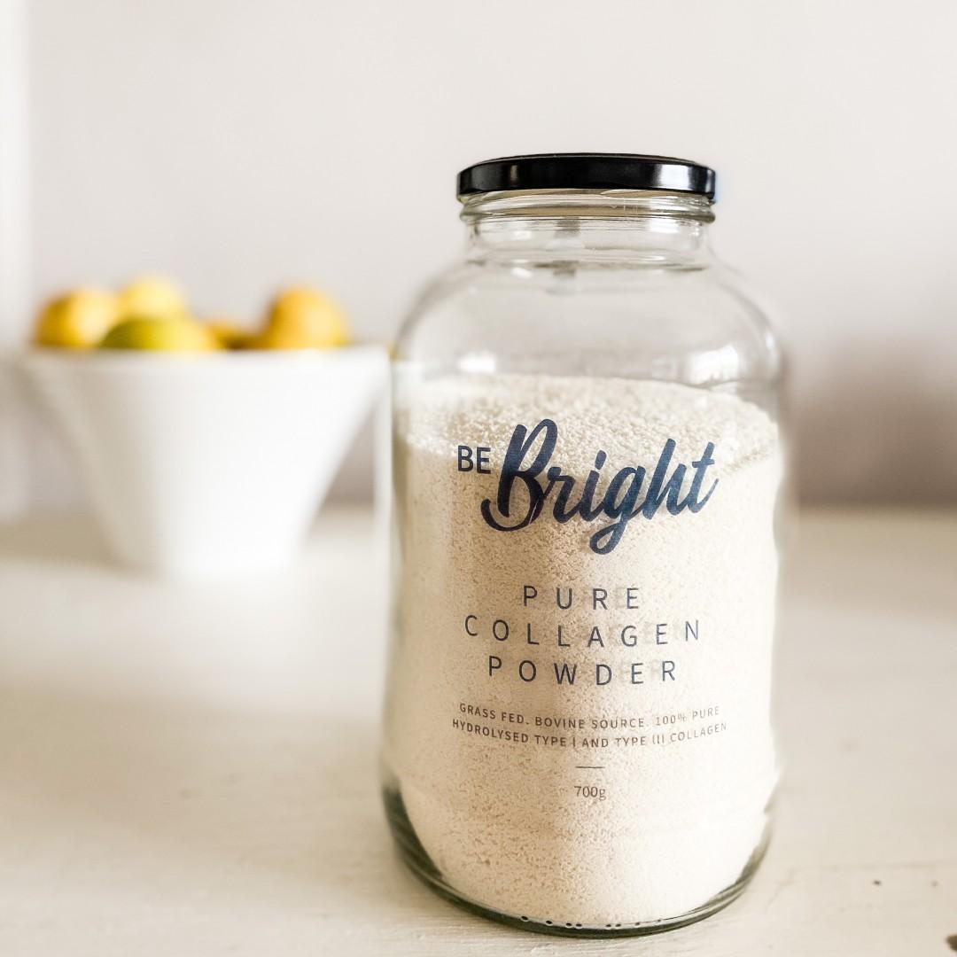 Be Bright pure hydrolysed bovine collagen powder